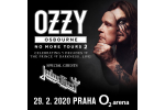 Ozzy Osbourne & Judas Priest concert Prague-Praha 29.2.2020, tickets online