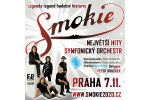 SMOKIE – THE SYMPHONY TOUR Prague-Praha 7.11.2020, tickets online