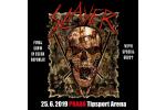 SLAYER concert Prague-Praha 25.6.2019, tickets online