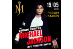 Michael Jackson Live Tribute Show Prague-Praha 19.5.2020, tickets online