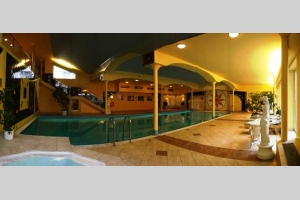 Top Hotel Prague Leisure Center