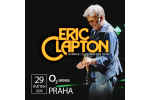 ERIC CLAPTON concerto Praga-Praha 5.6.2022, biglietes online
