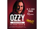 Ozzy Osbourne & Judas Priest concerto Praga-Praha 28.1.2022, biglietes online