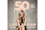 LARA FABIAN concerto Praga-Praha 9.6.2020, biglietes online