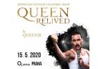 QUEEN RELIVED Praga-Praha 15.5.2020, biglietes online