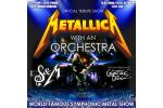 METALLICA S&M Tribute Show With Orchestra 13.2.2022, biglietti online