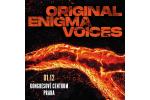 ORIGINAL ENIGMA VOICES Praga-Praha 1.12.2021, biglietes online
