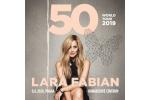 LARA FABIAN koncert Praga-Praha 9.6.2020, bilety online