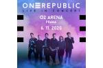 ONEREPUBLIC koncert Praga-Praha 10.5.2022, bilety online