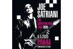 JOE SATRIANI koncert Praga-Praha 12.5.2022, bilety online
