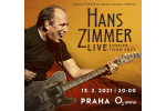 HANS ZIMMER koncert Praga-Praha 13.2.2021, bilety online
