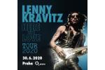 LENNY KRAVITZ koncert Praga-Praha 30.6.2020, bilety online