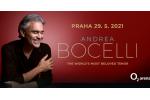 ANDREA BOCELLI koncert Praga-Praha 29.5.2021, bilety online