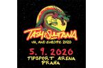 TASH SULTANA koncert Praga-Praha 5.9.2020, bilety online