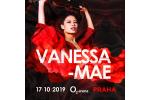 VANESSA MAE koncert Praga-Praha 17.10.2019, bilety online