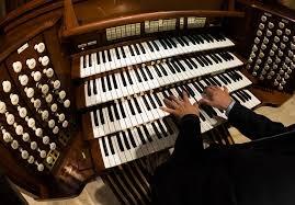 St. Martin in the wall church - organ