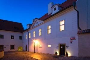 Monastery Residence