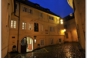 Casa Marcello отель Прага