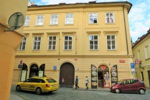Апартамент Bорота Старый Город Прага