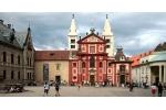 St. Georges Basilica,Пражский Град - Старая Прага музыкальный ансамбль играет Best Of Classics